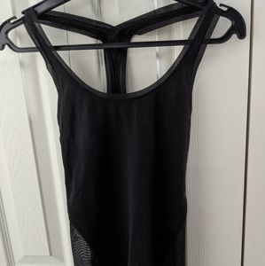 Lululemon Sheer Back Power Y Style Tank